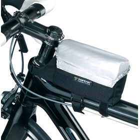 Topeak TriBag All Weather Cykeltaske Large hvid/sort